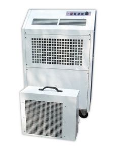 MCWS250 - Industrial Portable Air Conditioner - Click for larger picture